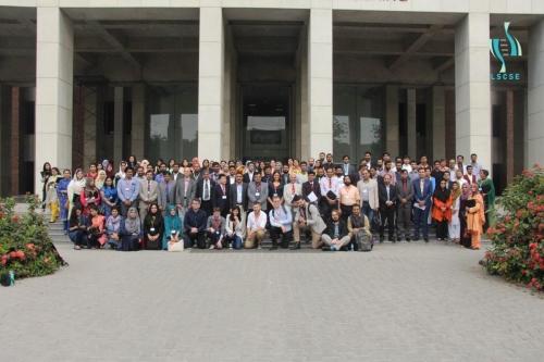ICONN 2019 Group Photo